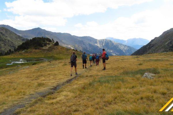 Andora, Pireneje Wschodnie