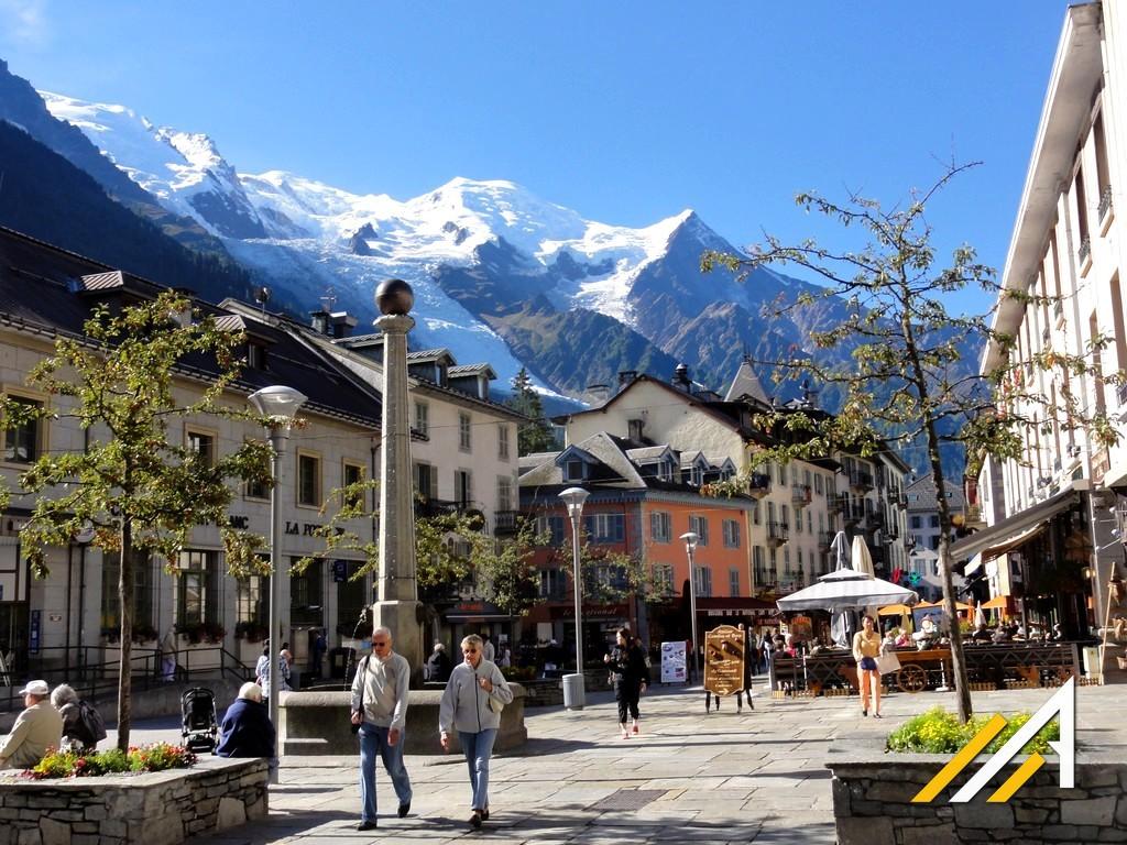 Wakacje w Chamonix - Trekking wokół Mont Blanc
