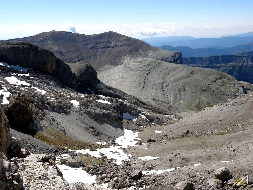 Pireneje trekking, Park Narodowy Ordesa, Hiszpania