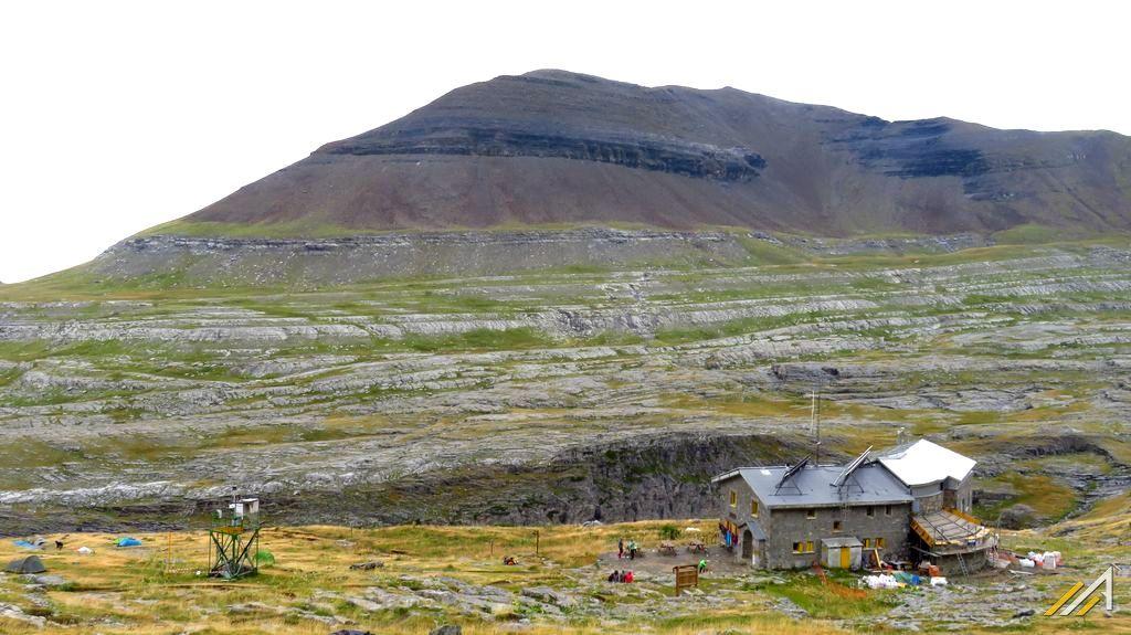 Trekking w Pirenejach, Dolina Ordesa, Refugio de Goriz