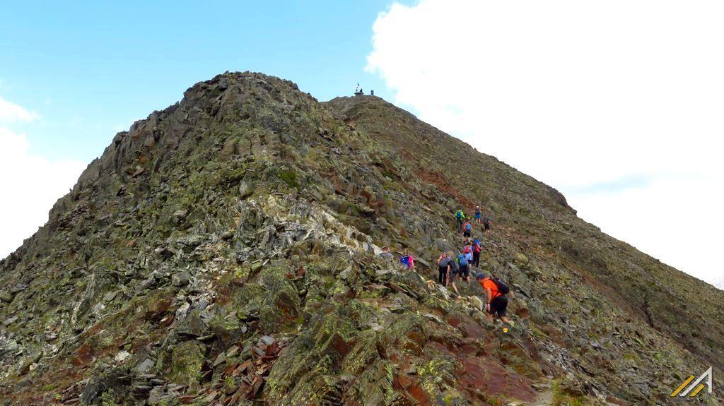 Góry Andory, trekking. Wejście na Coma Pedrosa