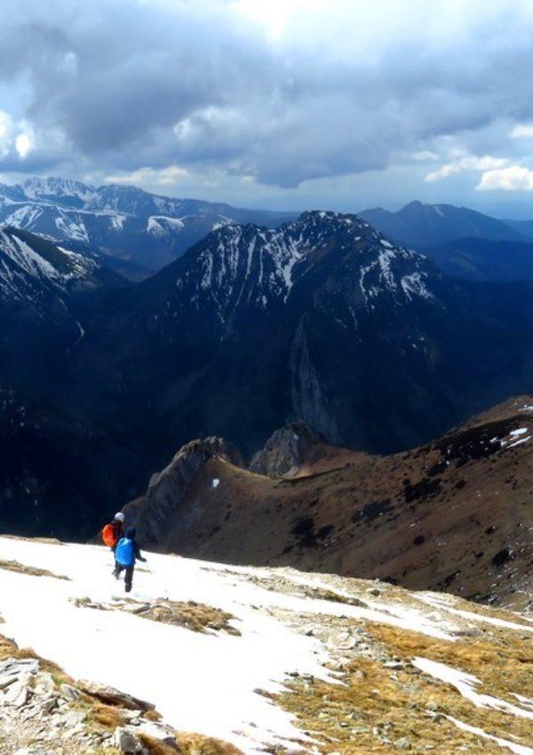 Przejście Kodycyjne w Tatrach Zachodnich