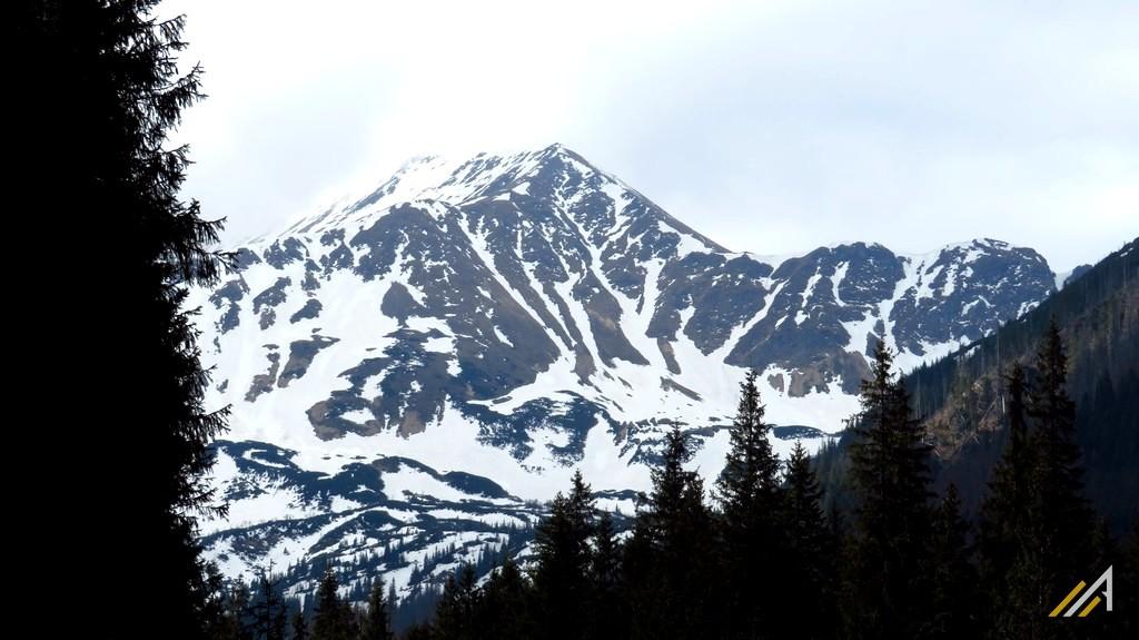 Trekking w Tatrach. Błyszcz i Bystra
