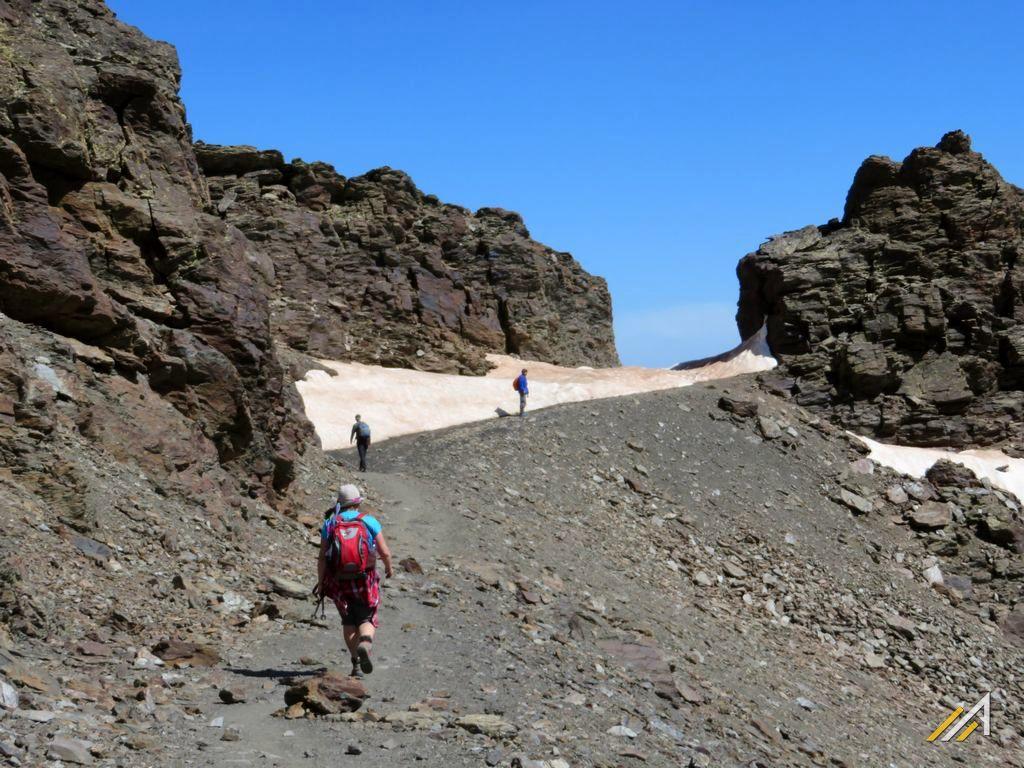 Trekking w górach Sierra Nevada, Andaluzja, Droga Trzytysięczników