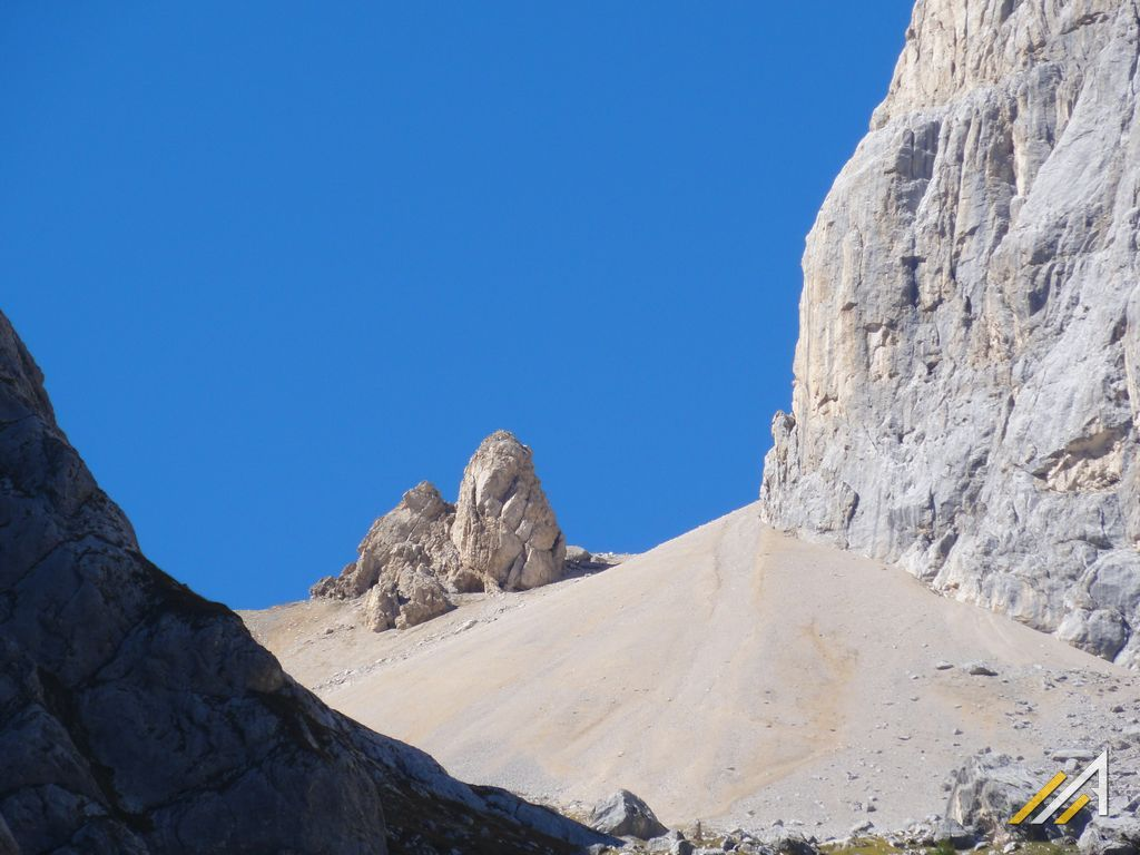Trekking w Dolomitach, Grupa Marmolada