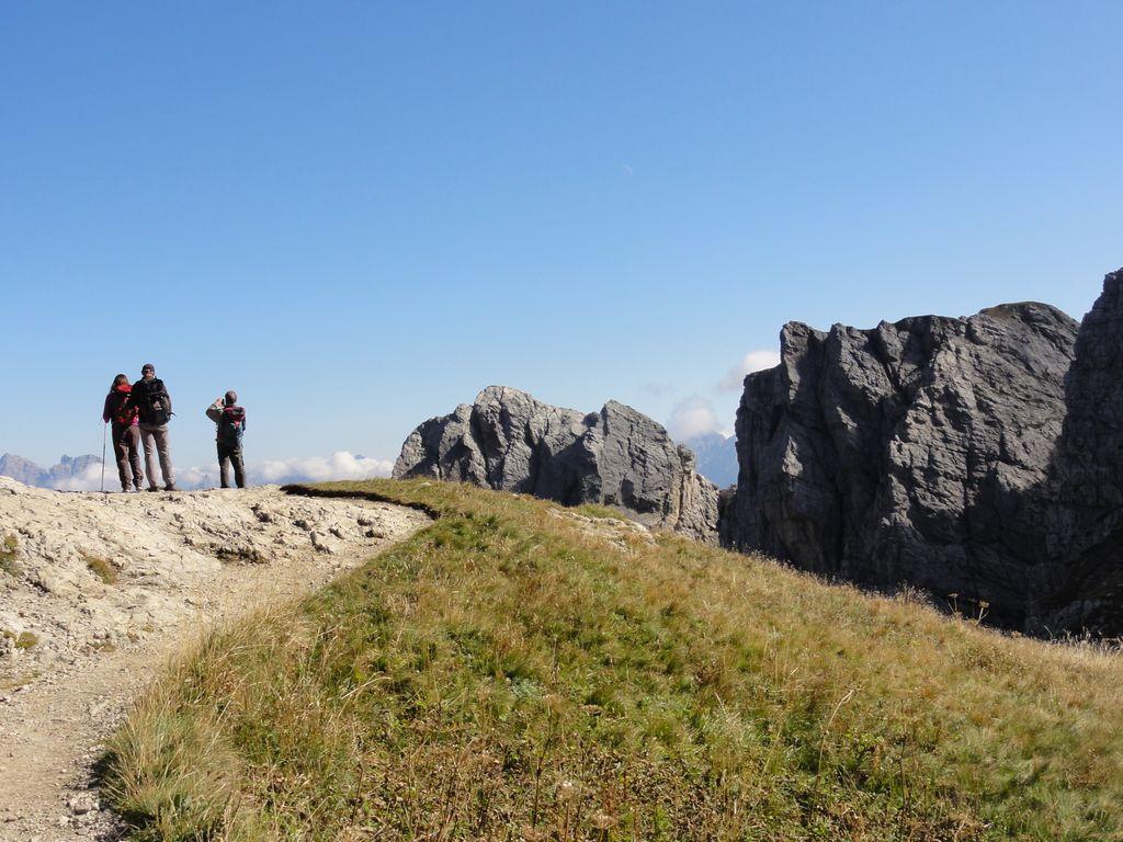 Dolomity Wschodnie, trekking dla każdego.