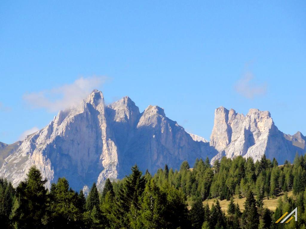 Dolomity, trekking dla poczatkujących