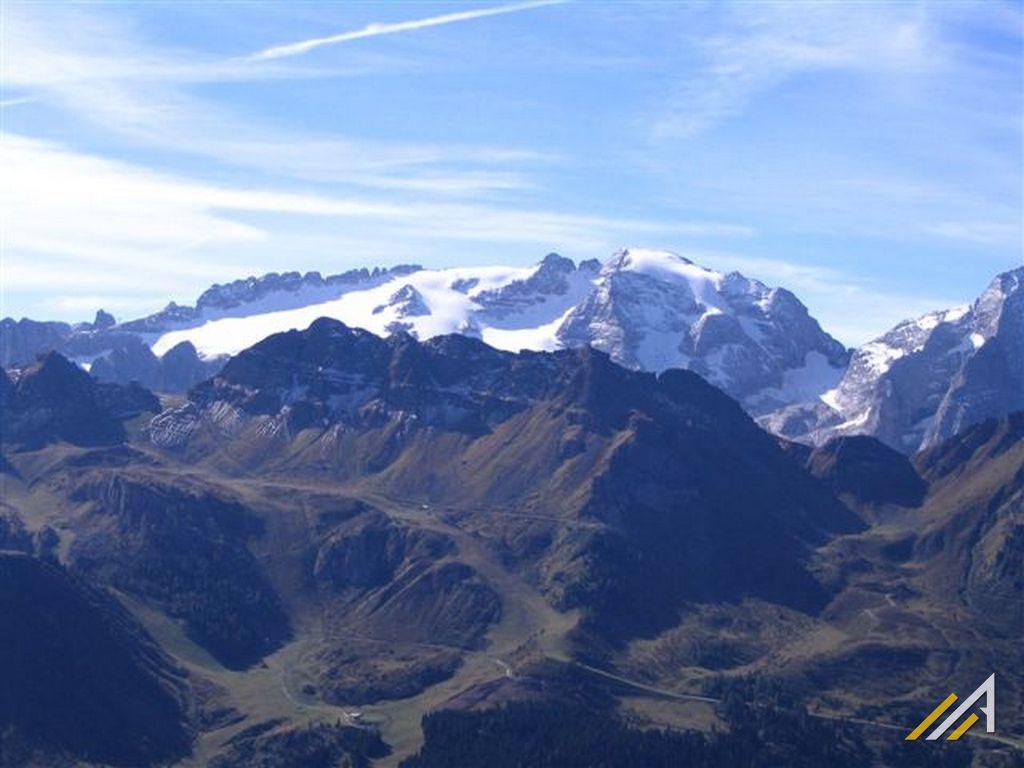 Trekking w Dolomitach, Marmolada (3343 m n.p.m.)