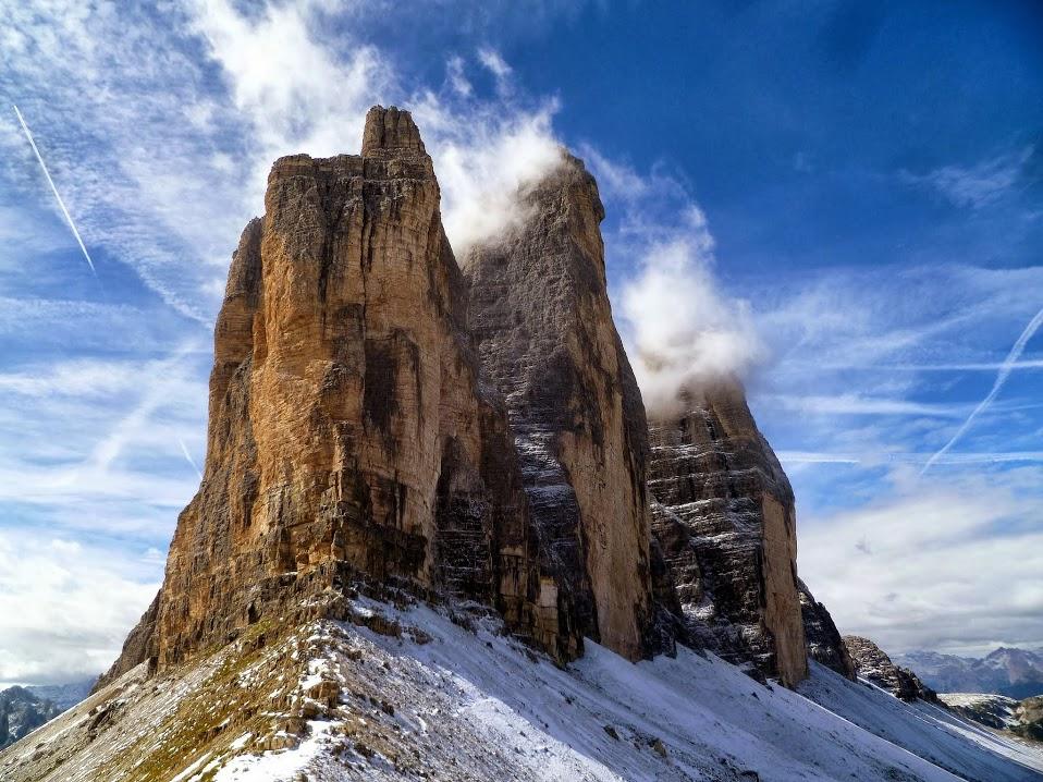 Trekking w Dolomitach, Dolomity Sesto, Tre Cime di Lavaredo