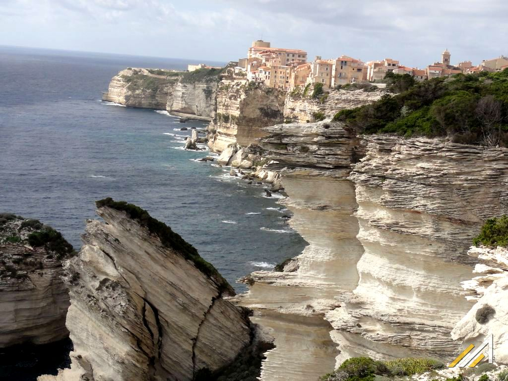 Trekking na Korsyce, Bonifacio