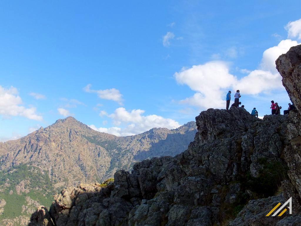 Trekking na Korsyce, GR20