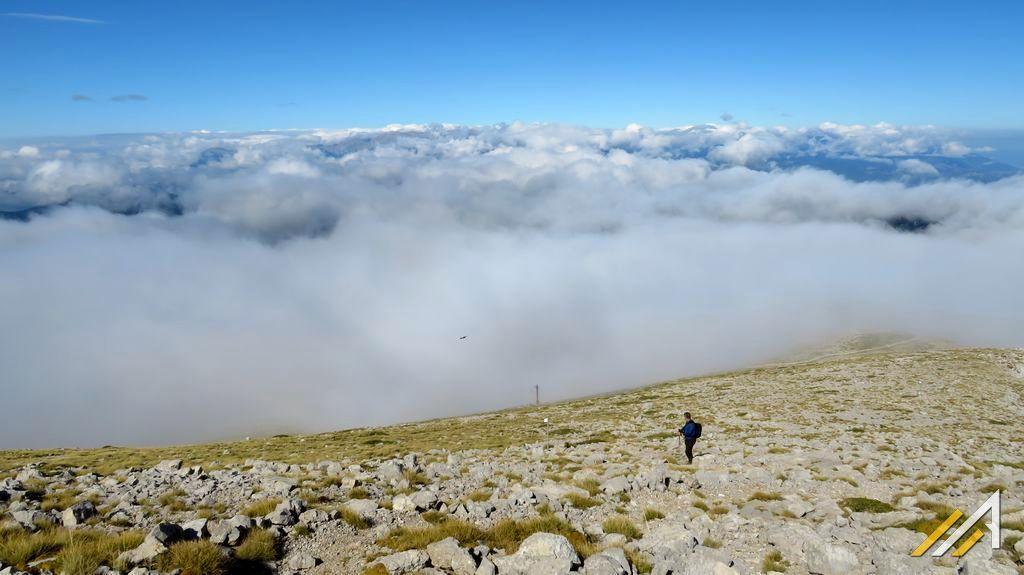 Trekking w Grecji, Park Narodowy Parnassos