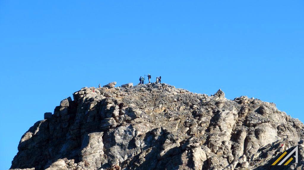 Trekking w Grecji, Olimp, Mitikas (2917 m n.p.m.)
