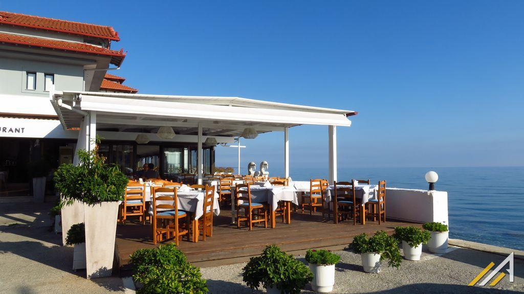 Wakacje w Grecji, Morze Egejskie, Paralia