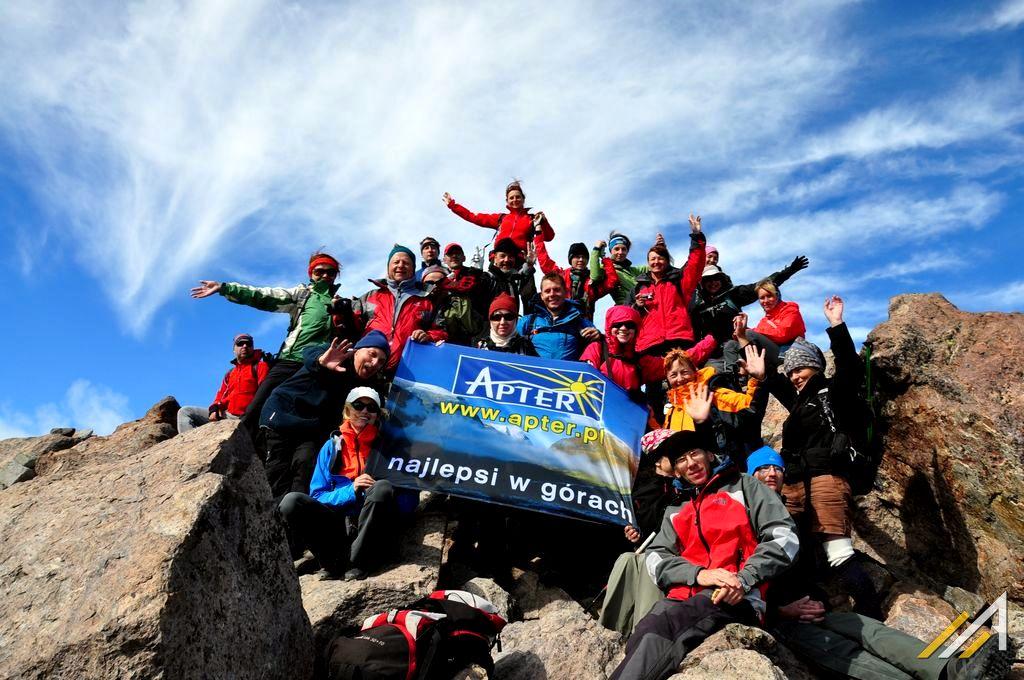 Trekking w górach Korsyki, Monte Cinto (2706 m n.p.m.)