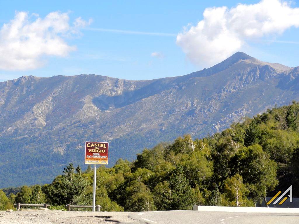 Trekking na Korsyce, szlak GR20, Col de Vergio