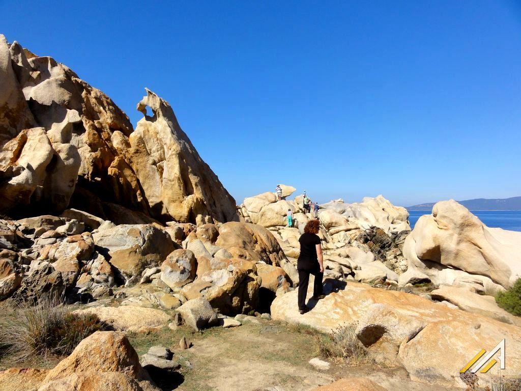 Trekking na Korsyce, Campomoro